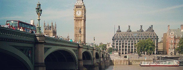 Ponte di Westminster is one of London, UK.