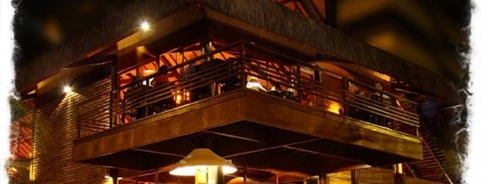 Coco Bambu Frutos do Mar is one of Restaurants in Brazil & Around the World.