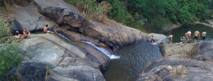 Moh Pang Waterfall is one of Tempat yang Disukai Bianca.