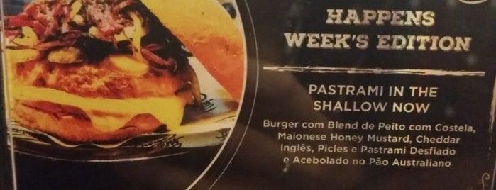 Burger Happens is one of Rafael'in Beğendiği Mekanlar.