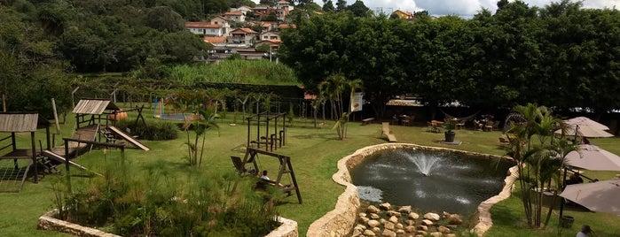 Villa Canguera Restaurante is one of Lugares favoritos de Eduardo.