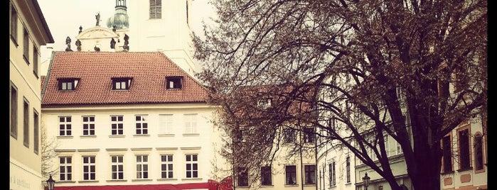 Teynhof is one of StorefrontSticker #4sqCities: Prague.