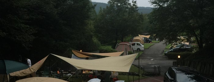 行きたいキャンプ場