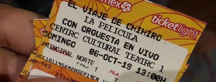 Centro Cultural Teatro 1 is one of Posti che sono piaciuti a Fernando.