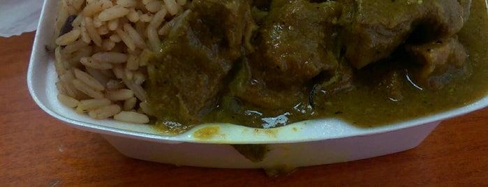 Golden Krust Caribbean Restaurant is one of Tempat yang Disukai Devonta.