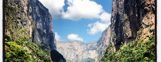 Parque Nacional Cañón del Sumidero is one of Selimさんのお気に入りスポット.
