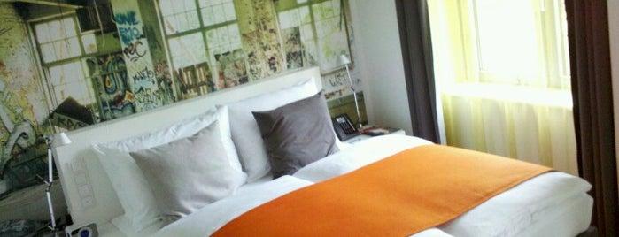 Hotel Indigo Berlin - Ku'damm is one of Anton : понравившиеся места.