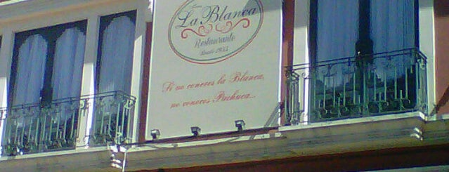 Restaurante Mina La Blanca is one of Carolinaさんのお気に入りスポット.