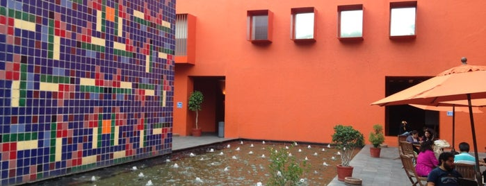 Centro Nacional de las Artes is one of ada eats and explores, mexico.