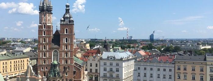 Wieża Ratuszowa is one of Orte, die Carl gefallen.