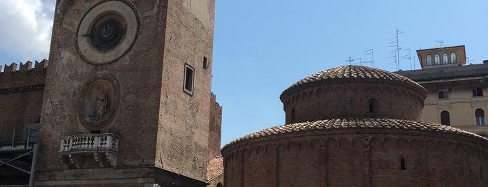 Rotonda San Lorenzo is one of Vlad 님이 좋아한 장소.