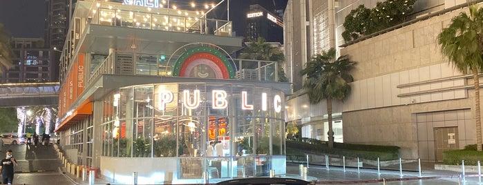 Public is one of Dubai 1.