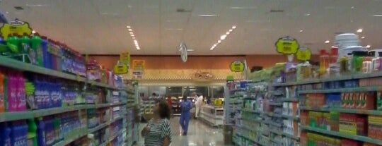Prezunic is one of Supermercados.