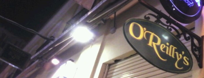 O'Reilly's is one of Madrid.