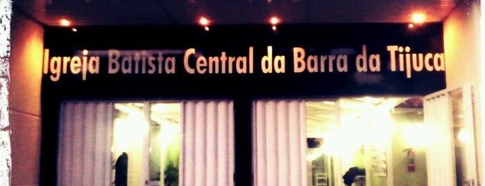 Igreja Batista Atitude  Central da Barra (IBCBARRA) is one of Favoritos.