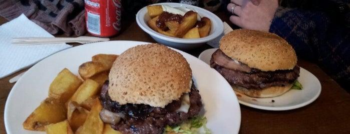Bacoa Little is one of Barcelona Burgers by @joando.
