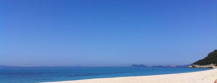 Karavostasi Beach is one of Amazing Epirus.
