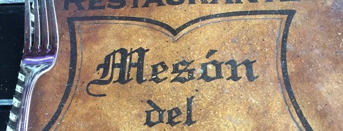 Mesón Quijote is one of Lugares guardados de Cüneyt.