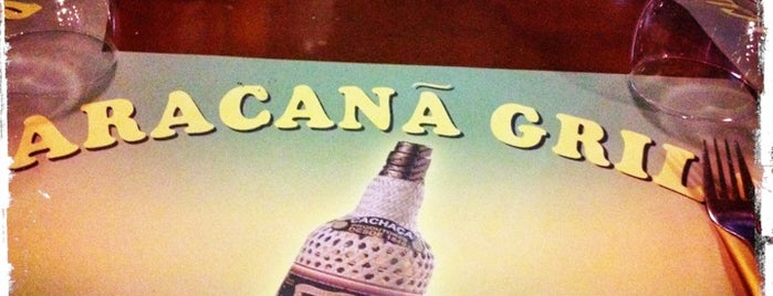 Maracana Grill is one of Planner.