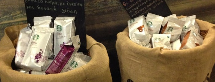 Starbucks is one of Spiridoula 님이 좋아한 장소.