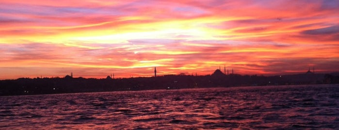 Bosphorus Cruises is one of Istanbul!.