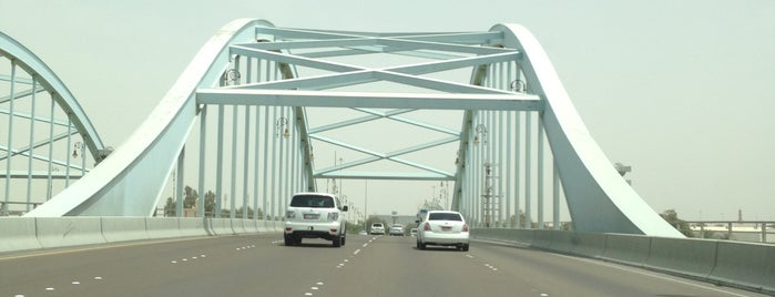 Mussafah Bridge is one of Fatma 님이 좋아한 장소.