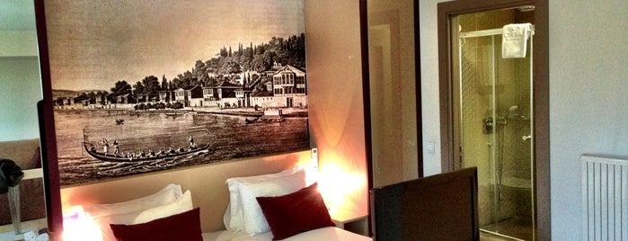 Cheya Hotel & Suites - BesIktas/Istanbul is one of Cigdem'in Beğendiği Mekanlar.