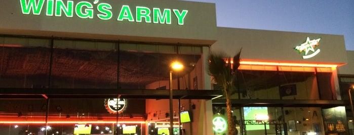 Wing's Army is one of สถานที่ที่ Caipirinha ถูกใจ.