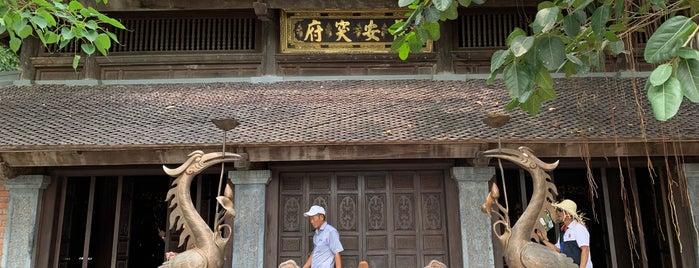 Đền Trình is one of Masahiro 님이 좋아한 장소.