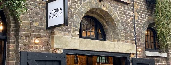Vagina Museum is one of Internet Part 3.