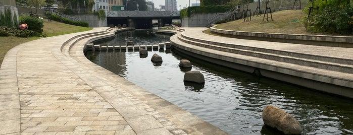 柳川藍帶水岸 is one of Things to do - Taichung, Taiwan.