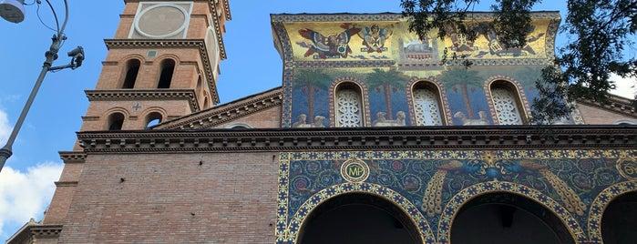 Chiesa di Santa Maria Addolorata a piazza Buenos Aires is one of Rome / Roma.