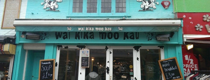 Wai Kika Moo Kau is one of Brighton.