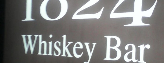 1824 Whiskey Bar and Lounge is one of Nairobi.