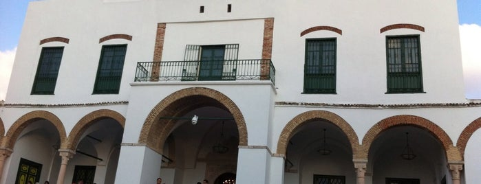 Palais Kobbet Ennhas is one of สถานที่ที่ Aly ถูกใจ.