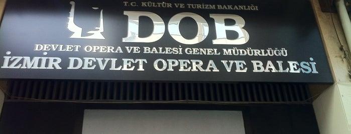 İzmir Devlet Opera ve Balesi is one of Posti che sono piaciuti a 🎈Dilek.