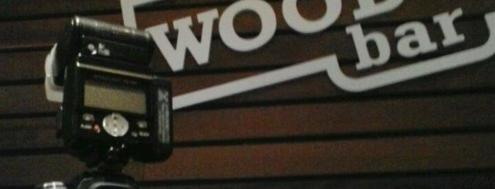 Wood's Bar is one of Rosimery.