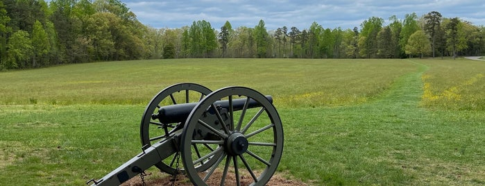 Cold Harbor Battlefield Visitor Center | Richmond National Battlefield Park is one of Virginia.