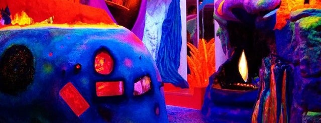 Electric Ladyland - Museum of Fluorescent Art is one of new amsterdam.