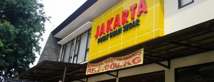 Jakarta Pusat Buah Segar is one of Lugares favoritos de rudy.