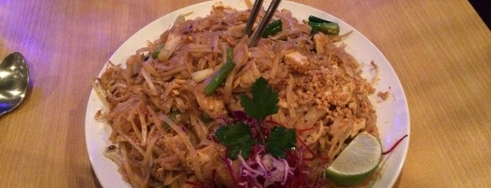 Viman Thai Fine Cuisine is one of Favorite Philly Places.