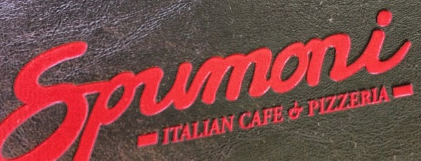 Spumoni Italian Cafe is one of Tylerさんのお気に入りスポット.