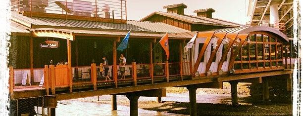 Bridge Seafood is one of Tiffany 님이 저장한 장소.
