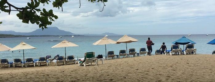 Playa Sosua is one of Himali'nin Beğendiği Mekanlar.
