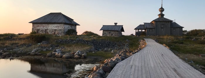 Большой Заяцкий остров is one of Катяさんのお気に入りスポット.