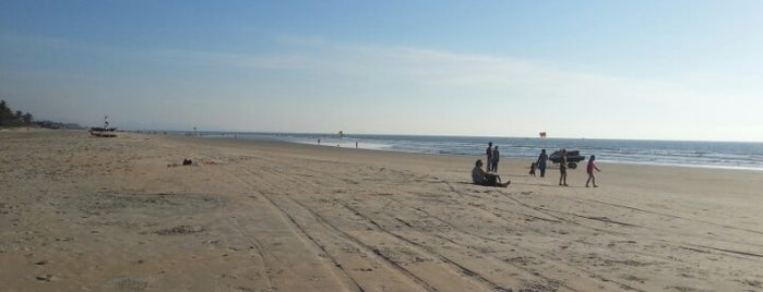 Sernabatim Beach is one of Beaches - South Goa.