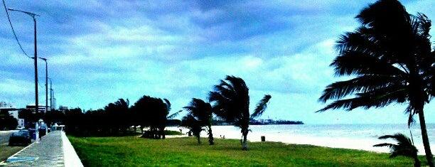 Praia de Intermares is one of Joao Pessoa.