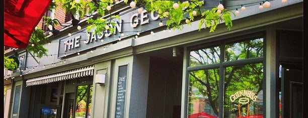 The Jason George is one of Drinks, Pubs & Patios.