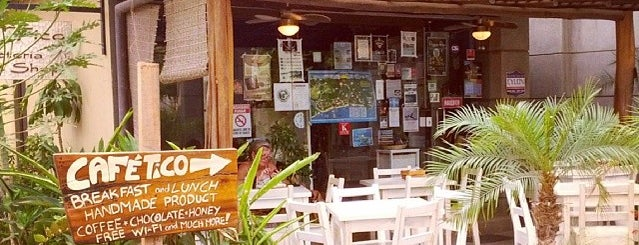 Cafe Tico is one of Costa Rica.