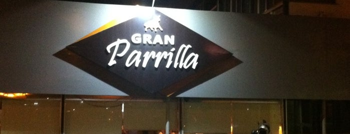 Gran Parrilla is one of RIO - Quero ir.